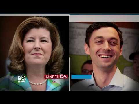 News Wrap: Republicans celebrate Georgia special election win