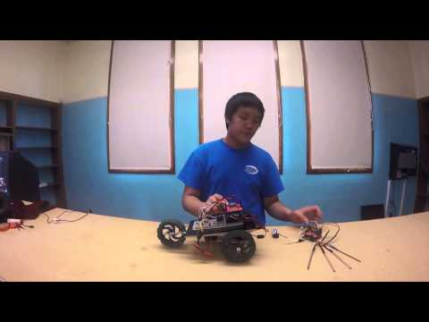 Matthew W - Gesture-Controlled Robot Milestone 3 (Main Project)