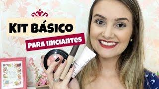 Kit Básico de Maquiagem para Iniciantes | 10 produtos