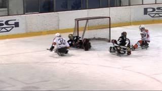 Sestřih sledge hokejové sezóny SHK Lapp Zlín 2013/2014