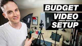 Best Cheap YouTube Setup (Complete Equipment Checklist for Making Videos)