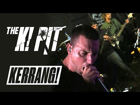 PARKWAY DRIVE live & dangerous in our favourite dive bar.