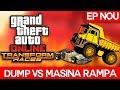 DUMP vs Masina Rampa! O nebunie in GTA