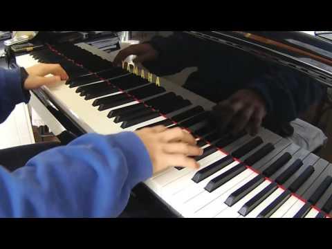 'Ganondorf Battle', Zelda: Ocarina Of Time, Koji Kondo, Piano Solo