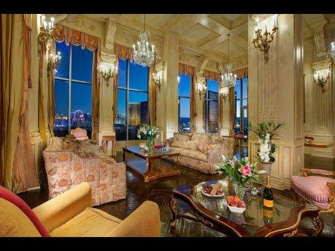 The Versailles Penthouse // Las Vegas, NV