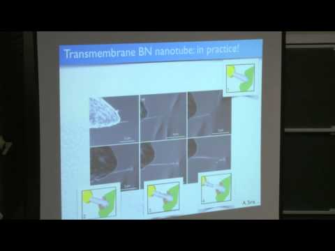 "Lyderic Bocquet - ""Fluid transport at the nanoscales and application to osmotic energy harvesting"""