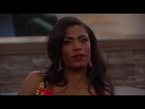 Celebrity Big Brother - Things Get Heated Between Omarosa And James