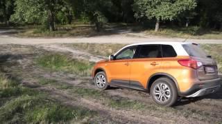Suzuki Vitara.  Отзывы, цена, тест драйв и характеристики