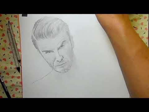 Cara Melukis Wajah Dengan Pensil