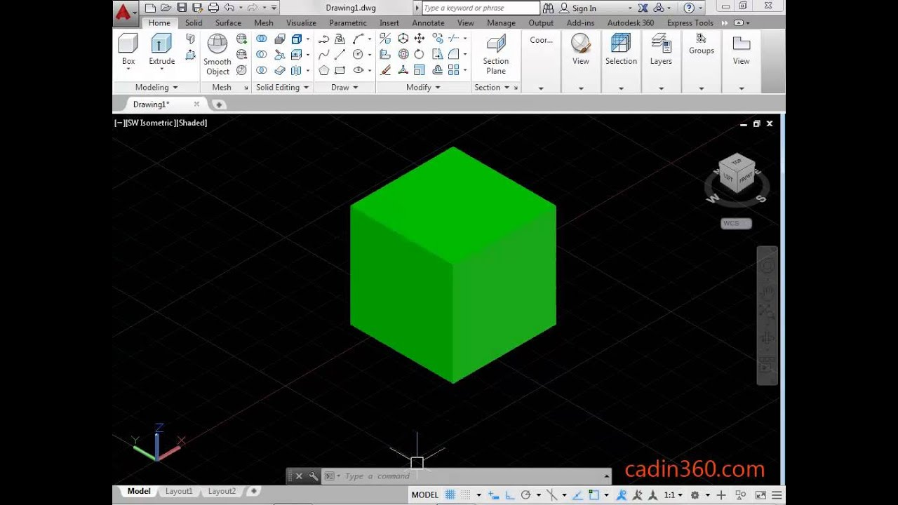 how to draw batting on autocad