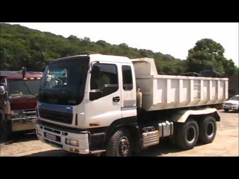 Isuzu CYZ 2003г Обзор грузовика.