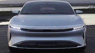ТОП 10 Крутых Электромобилей 2019. Конкуренты Tesla.