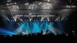 NOAH - HARI YANG CERAH MEDLEY TAK BISAKAH   Konser Kejar Mimpi Semarang #NoahSemarang