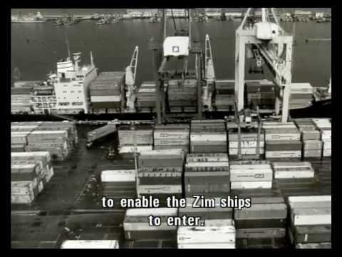 The History Of Haifa Port