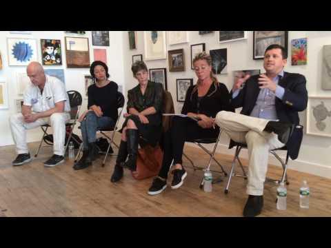 Arts in Bushwick Panel: Making Art History Outside of the Mainstream Art World