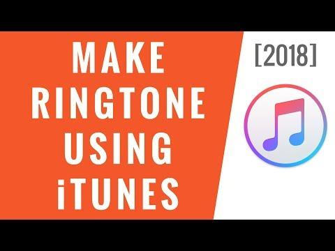 Make Ringtone Using iTunes 12.7 & Higher [2018]