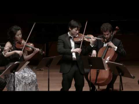 Schubert: Rondo in A major for Violin and String Quartet, D 438