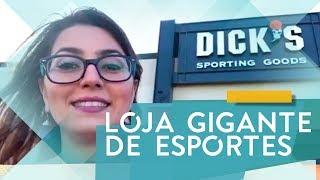 Loja Gigante de Esportes em Orlando - Dicks Sporting Goods