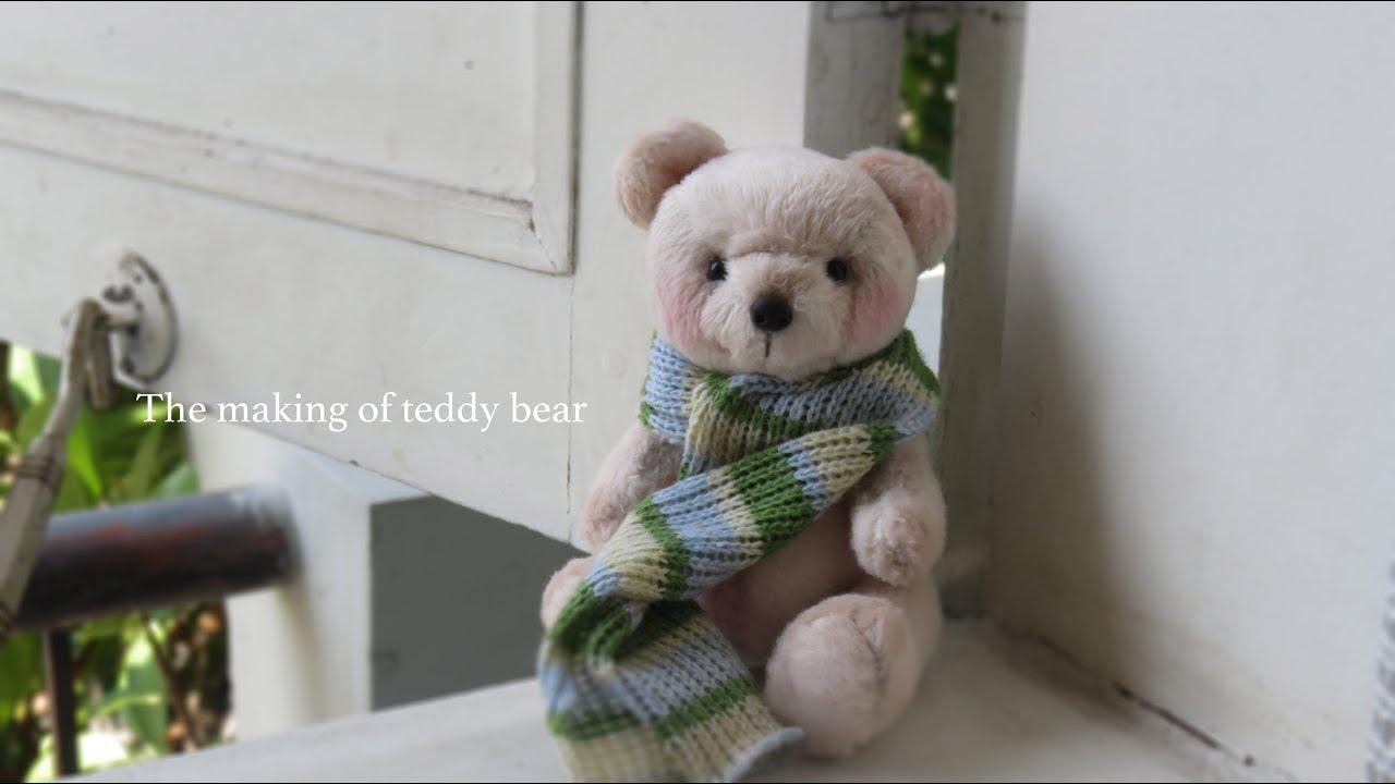17 Inspiring Ideas to Crochet a Teddy Bear Pattern - Patterns Hub | 720x1280