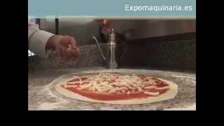 Horno electrico para Pizzas Profesional - Expomaquinaria -