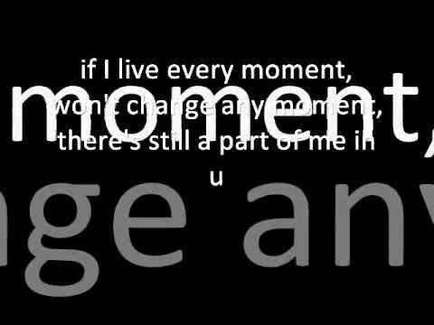 Jordin sparks - tattoo with lyrics