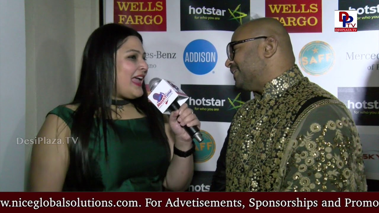 Faraz Asif Ansari, Director & Writer of Sisak Speaking to Desiplaza at DFW South Asian Film Festival
