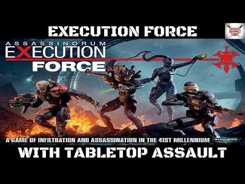 Assassinorum: Execution Force Mission 1