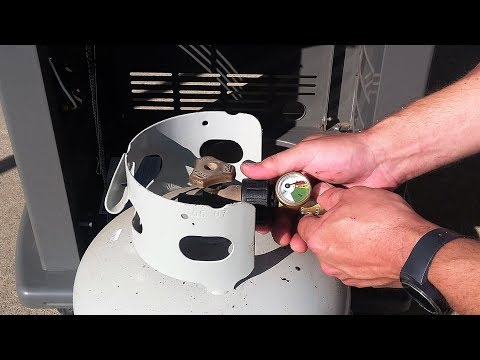 How to install a propane tank pressure gauge on a gas grill from YouTube · Duration:  3 minutes 19 seconds