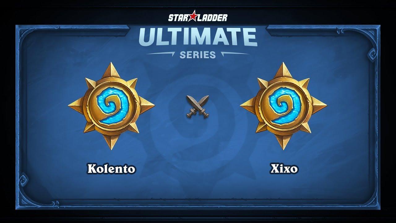 Kolento vs Xixo, Grand Final, StarLadder Ultimate Series Winter