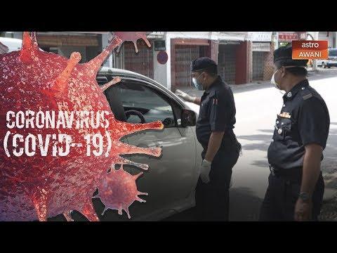 Cerita Sebalik Berita: Hari kedua PKP - Tinjauan di Kuching
