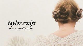 Taylor Swift - the 1/cornelia street (transition)