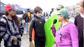 San Miguel Open Surf con Mariana Hammann