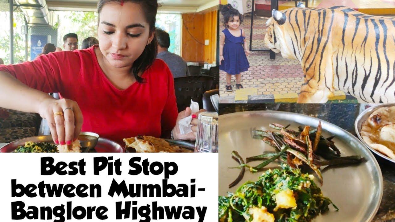 Download Best Restaurant On Mumbai Bangalore Highway| Hotel Aram Regency| Pitstop on Mumbai Bangalore Highway