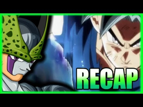 Perfect Cell Hilariously Recaps Episode 128