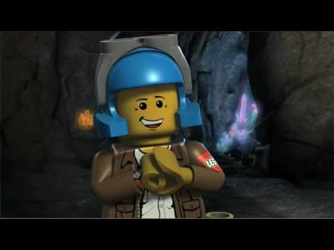 LEGO: The Adventures Of Clutch Powers Official Trailer (High Quality!)