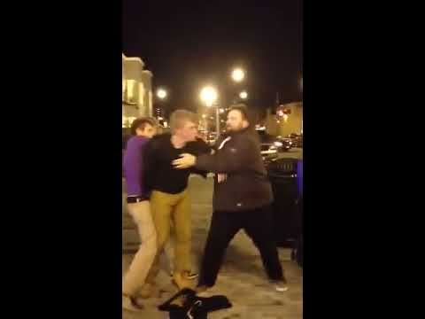 Fight after Chris Webby at Howard Theatre