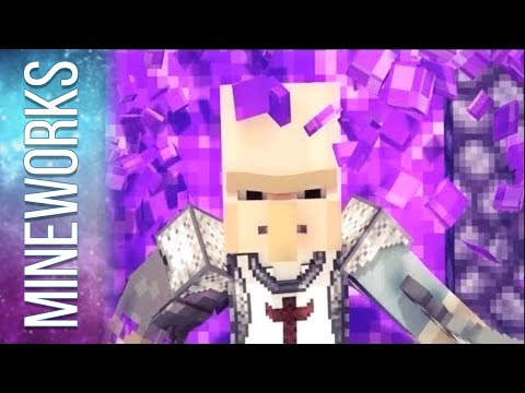 "♫ ""Infecta"" - An Original Minecraft Song Music Video Animation"