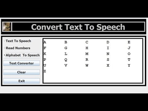 How to Convert Text to Speech in Java  Eclipse