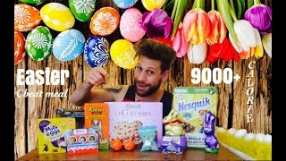 Easter Cheat Meal 9000 Calorie Challenge  - Italiano Cheat Meal (ENG SUB)