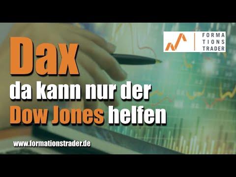 Dax.Analyse: da kann nur der Dow Jones helfen