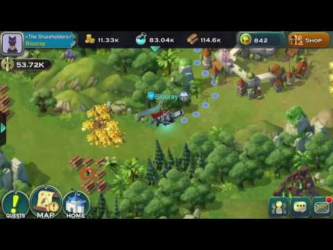 Get Gold Units for ZERO Rare Resources in Art of Conquest