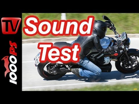 Soundvideo | MotoGuzzi GRISO 1200 8V | Purer V2 Motorsound