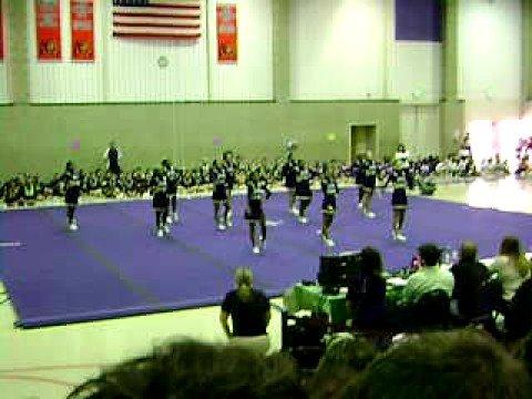 Alex Pittman Catonsville High School JV Cheerleaders