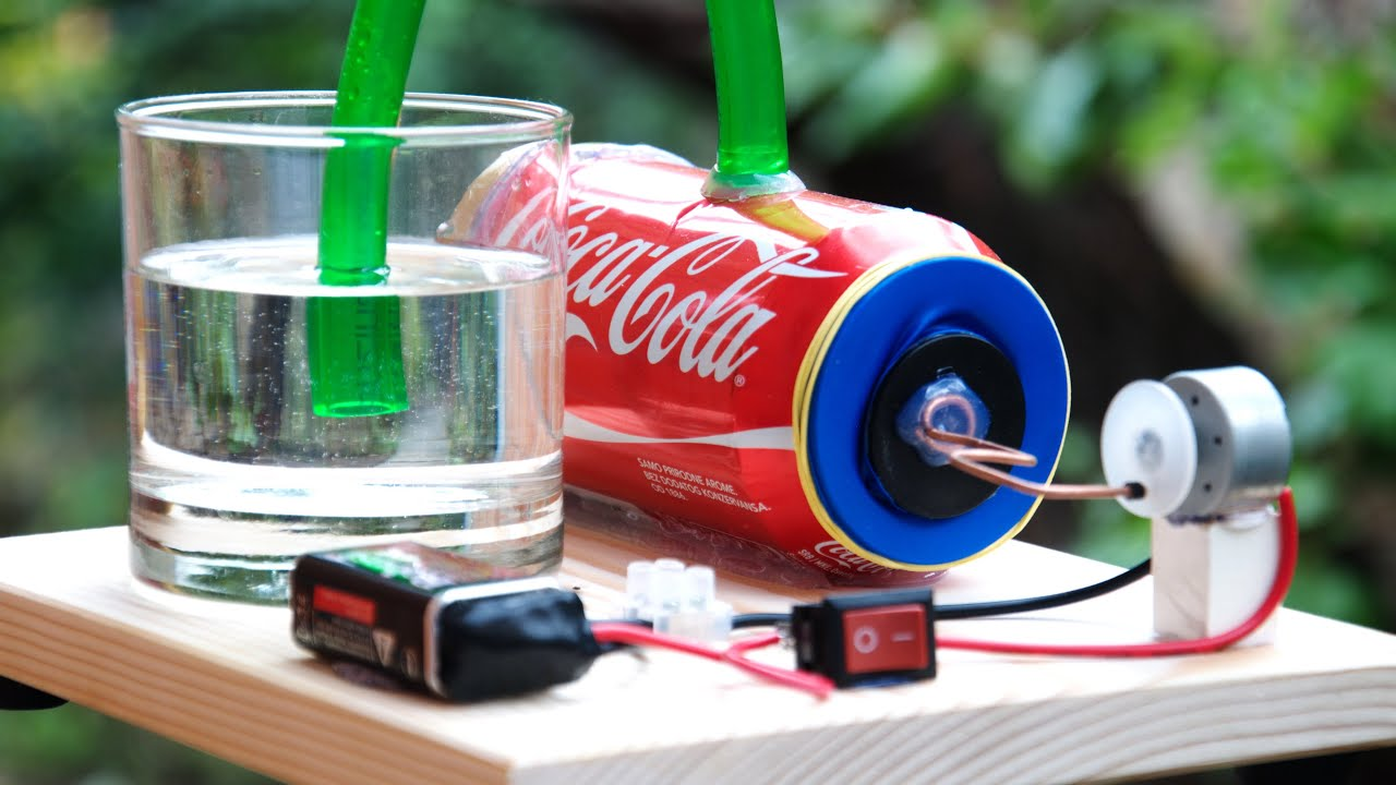 How to make an air pump youtube for How to make different types of house models