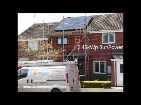 Techfor Energy Solar Portfolio