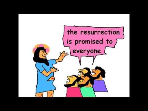 resurrection and eschatology
