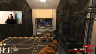 Custom Map Zombie #41 : Omg !!! Kino Der toten Robotique !!!