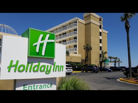 HOLIDAY INN in Surfside (On The Beach) South End of Myrtle Beach, Sc