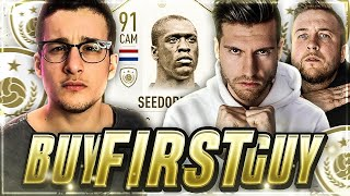 PRIME ICON Seedorf Buy First Guy gegen TISI SCHUBECH! FIFA 20