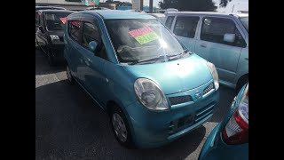 2006 Nissan Moco (15147) - Johnny's Used Cars in Okinawa